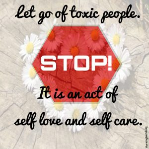 Stop Toxic Friendships