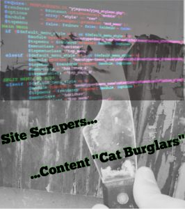 Site scraping beans