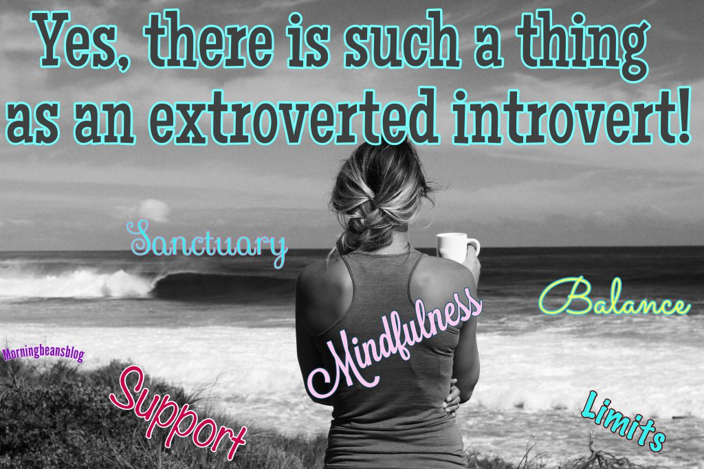 How to be an extrovert