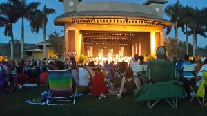 The West Palm Pops in concert