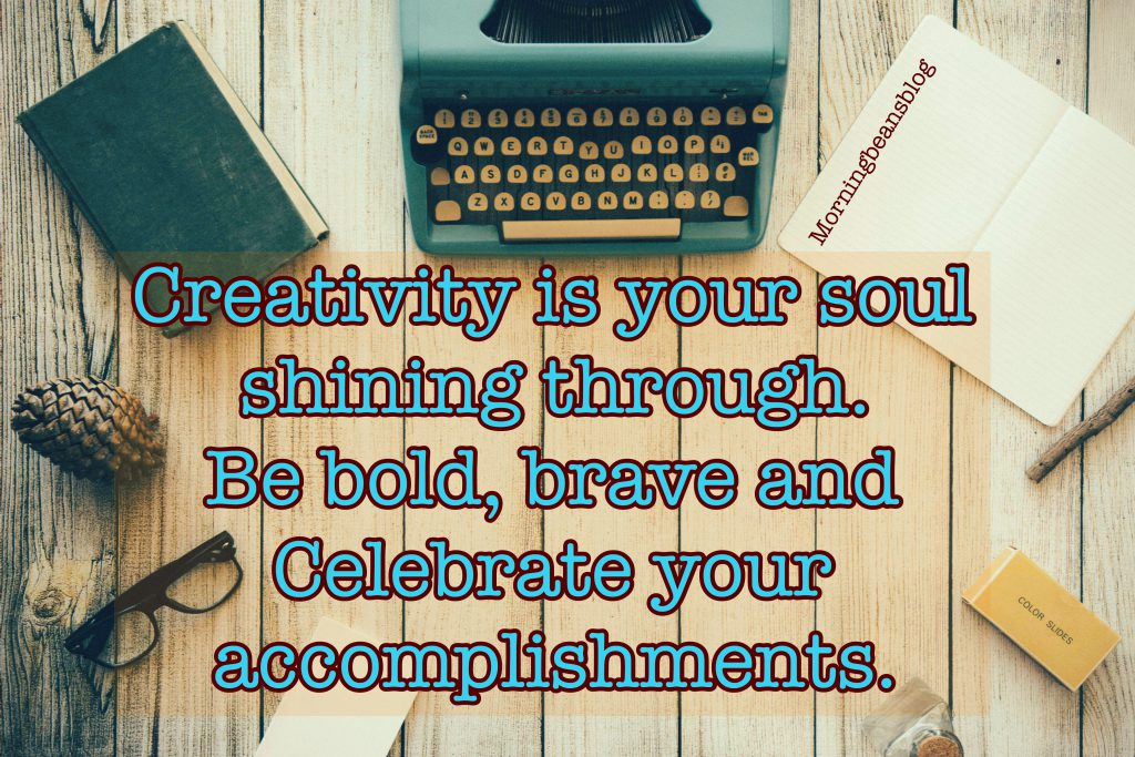 be your creative self