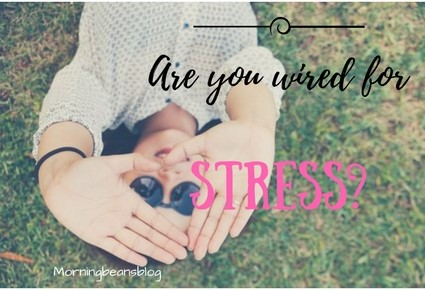 We are DNA coded for stress, but we can beat it!