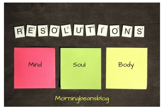 Make an accounting of your soul, resolve to be a better you.