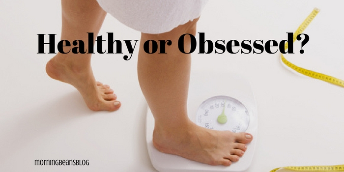 Time to toss the scale and live healthy and happy.
