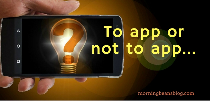Article image To App or Not to App, That is Thy Budget
