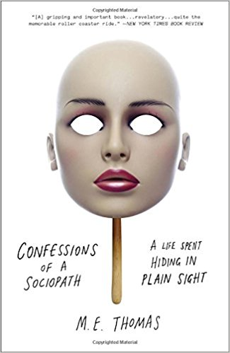 Book Cover: Confessions of a Sociopath